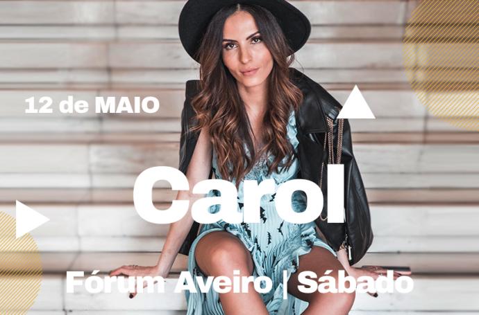 """Apresentação ao vivo do single """"Querer"""" no Fórum Aveiro"""